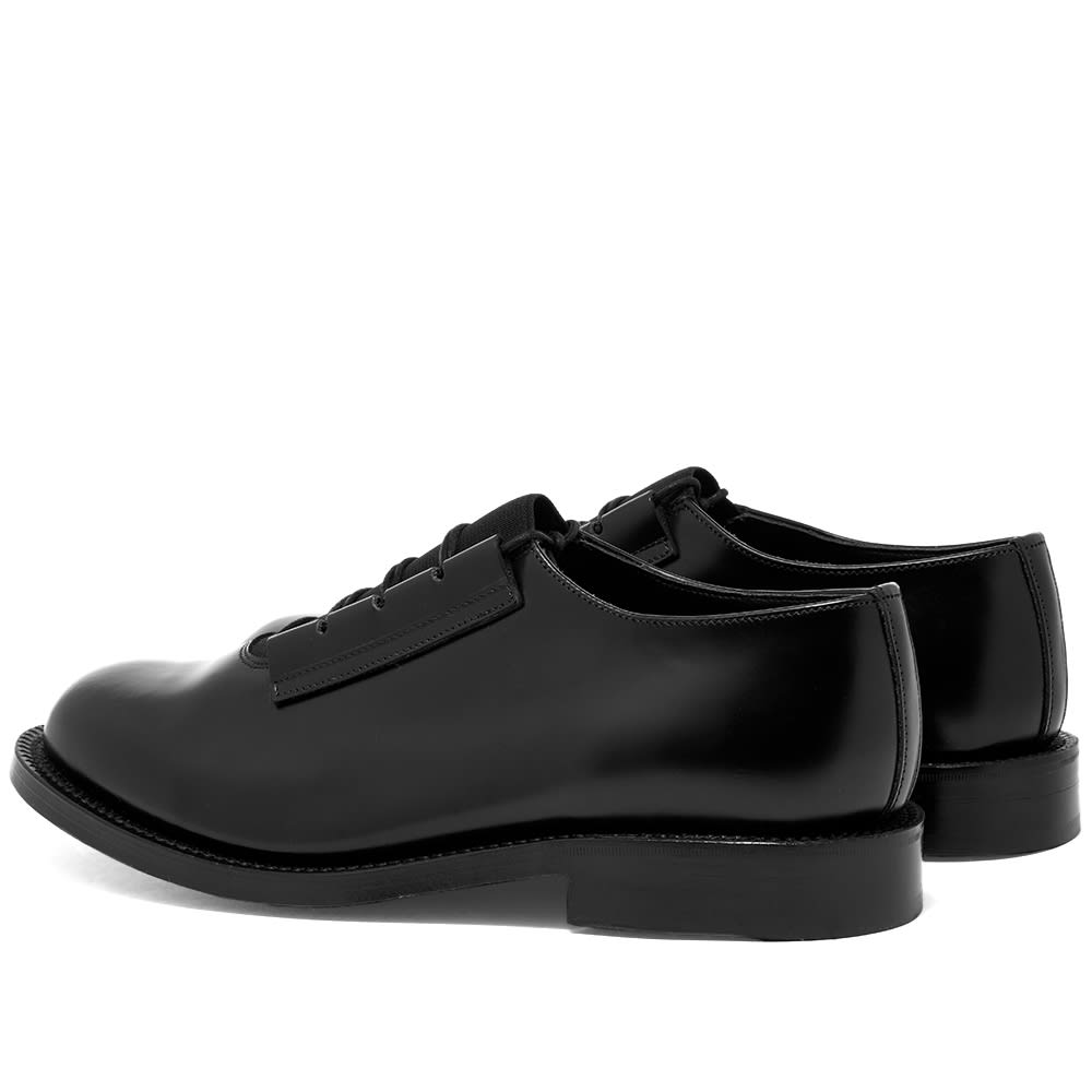 Grenson x Craig Green 213G Shoe - Black Rub Off