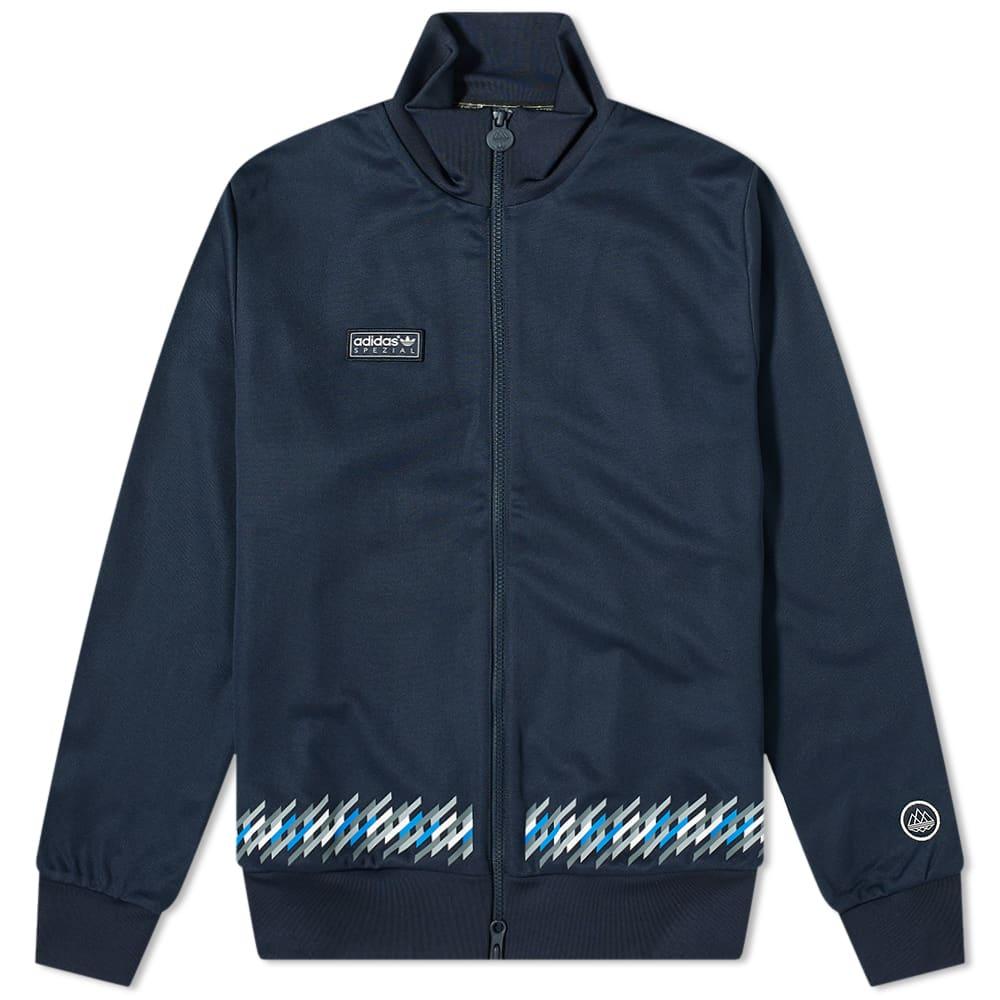 Adidas New Order x SPZL Track Top - Night Navy
