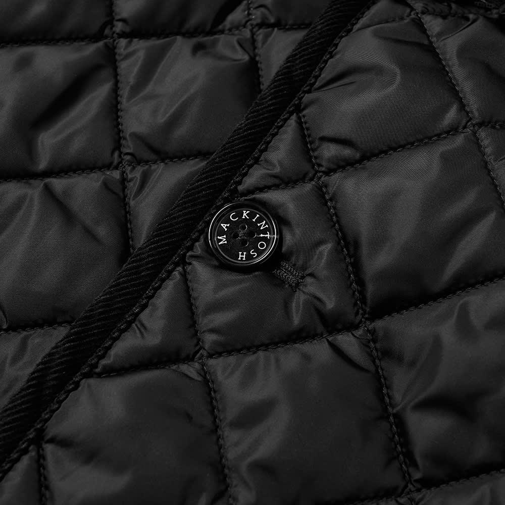Mackintosh Waverly Nylon Quilt Jacket - Black