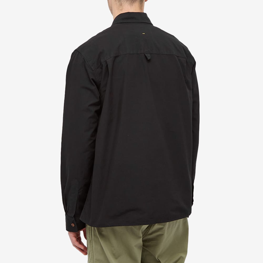 MHL By Margaret Howell Painters Shirt - Black