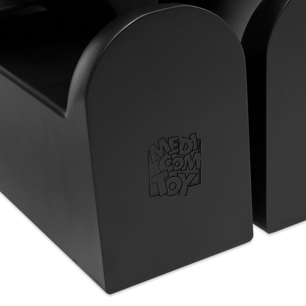 Medicom Oasis Be@rbrick - Black Rubber 1000%