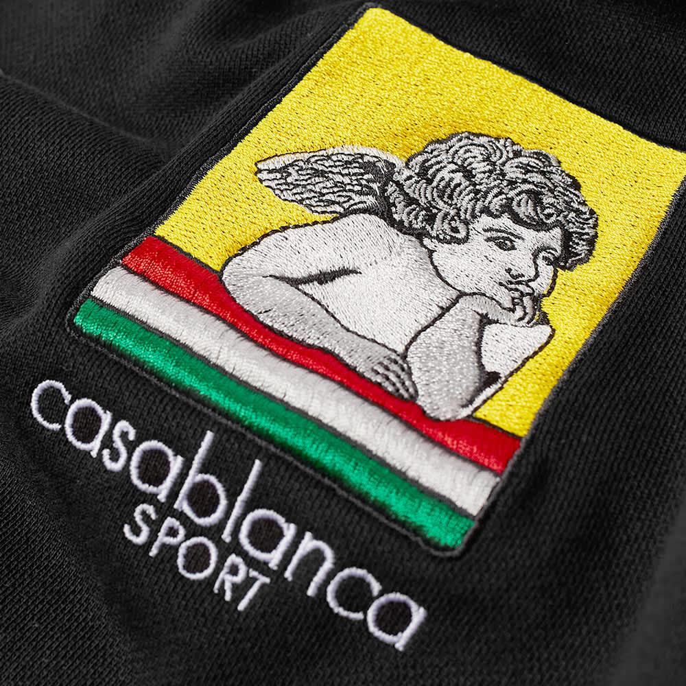 Casablanca Racing Icon Hoody - Black