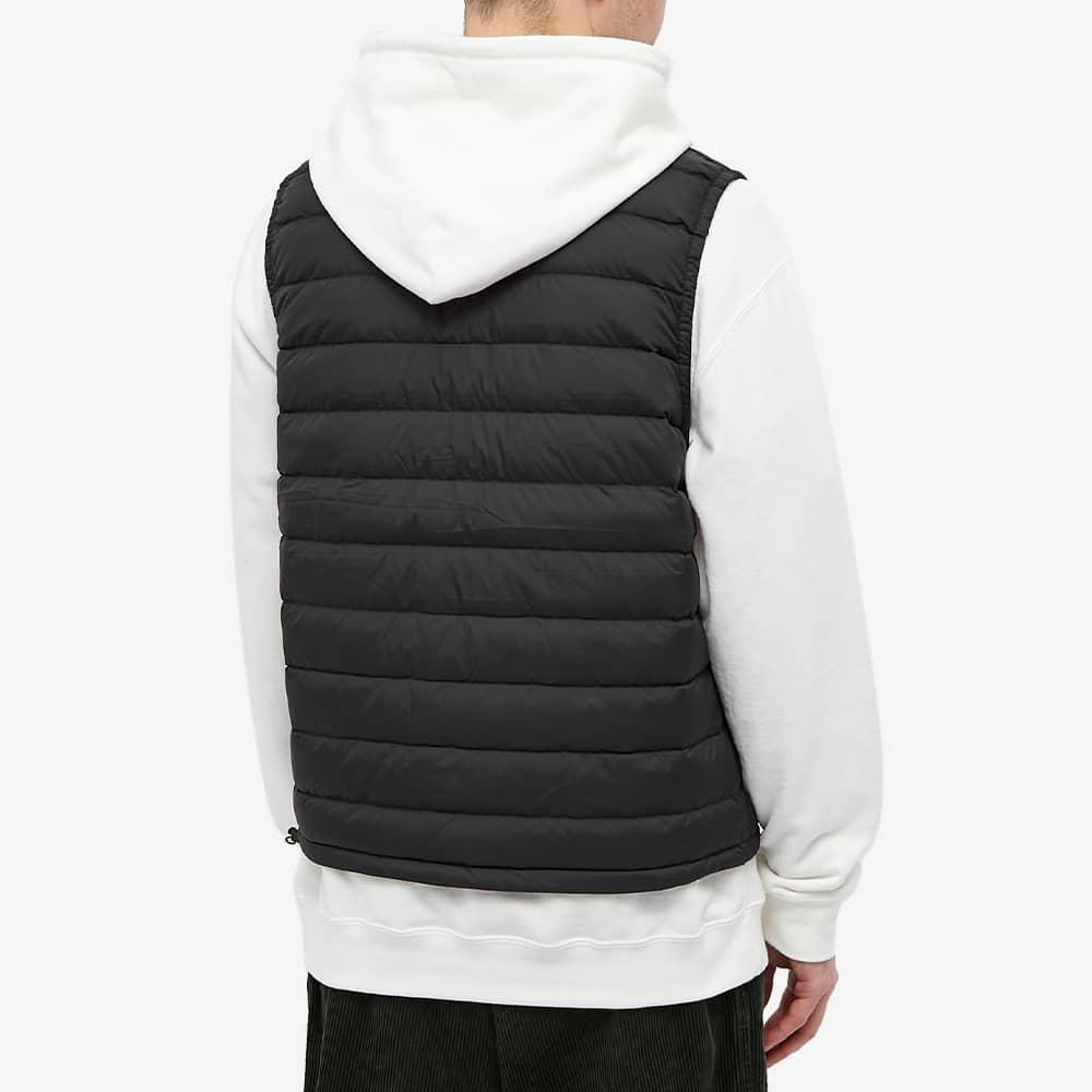 Danton Inner Down Vest - Black