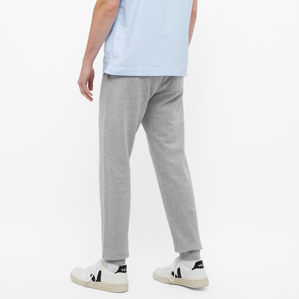 Sunspel Loopback Sweat Pant - Grey Melange
