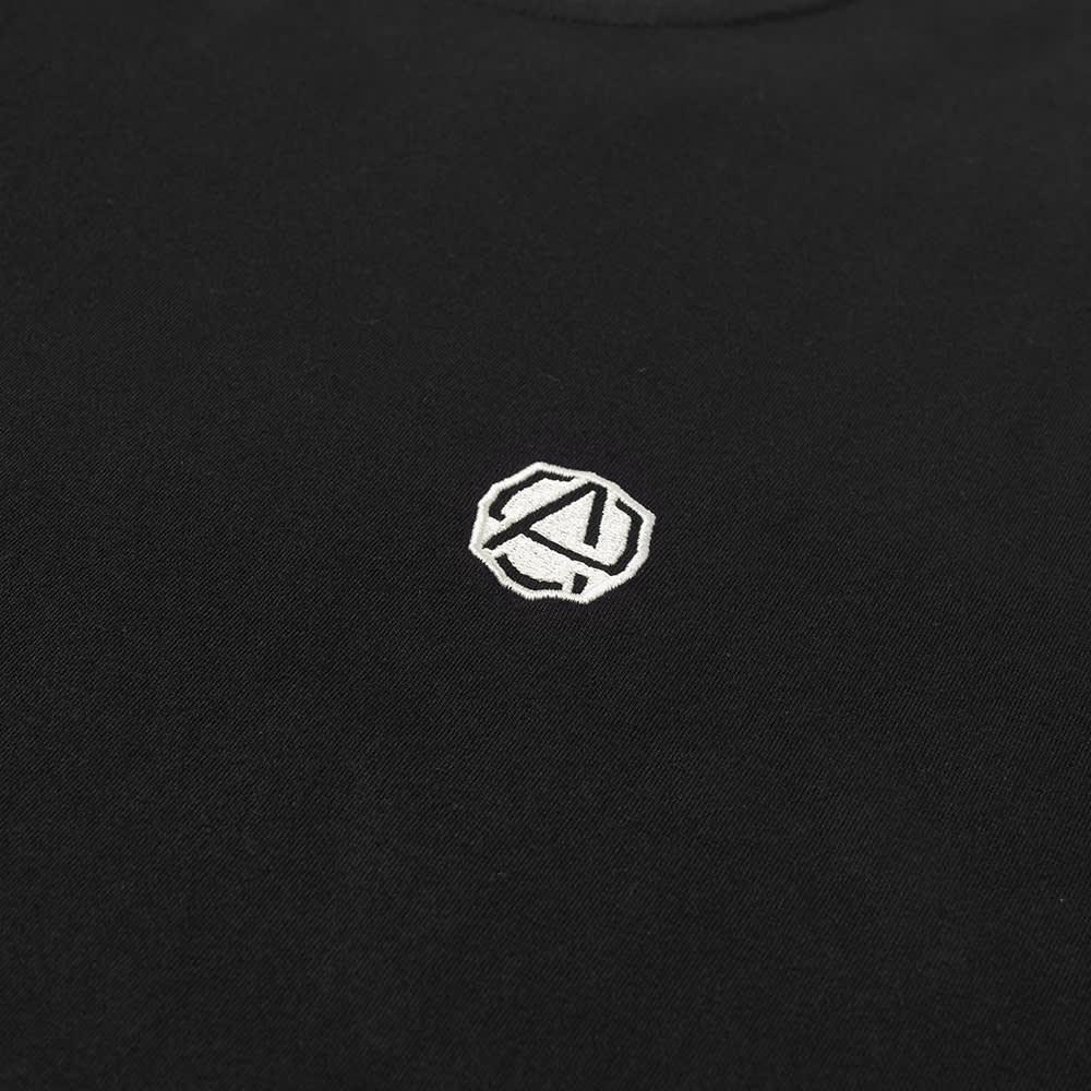 Ambush Emblem Logo Tee - Black & Tofu