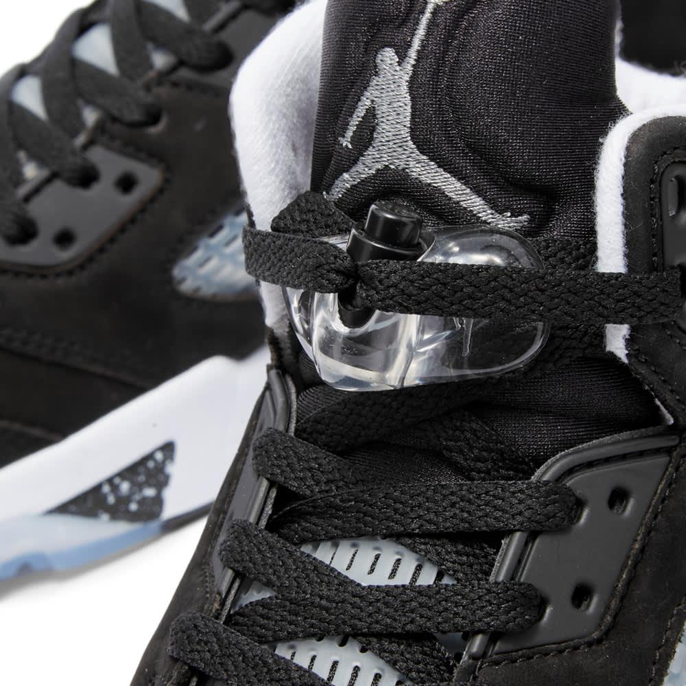 Air Jordan 5 Retro - Black & Cool Grey