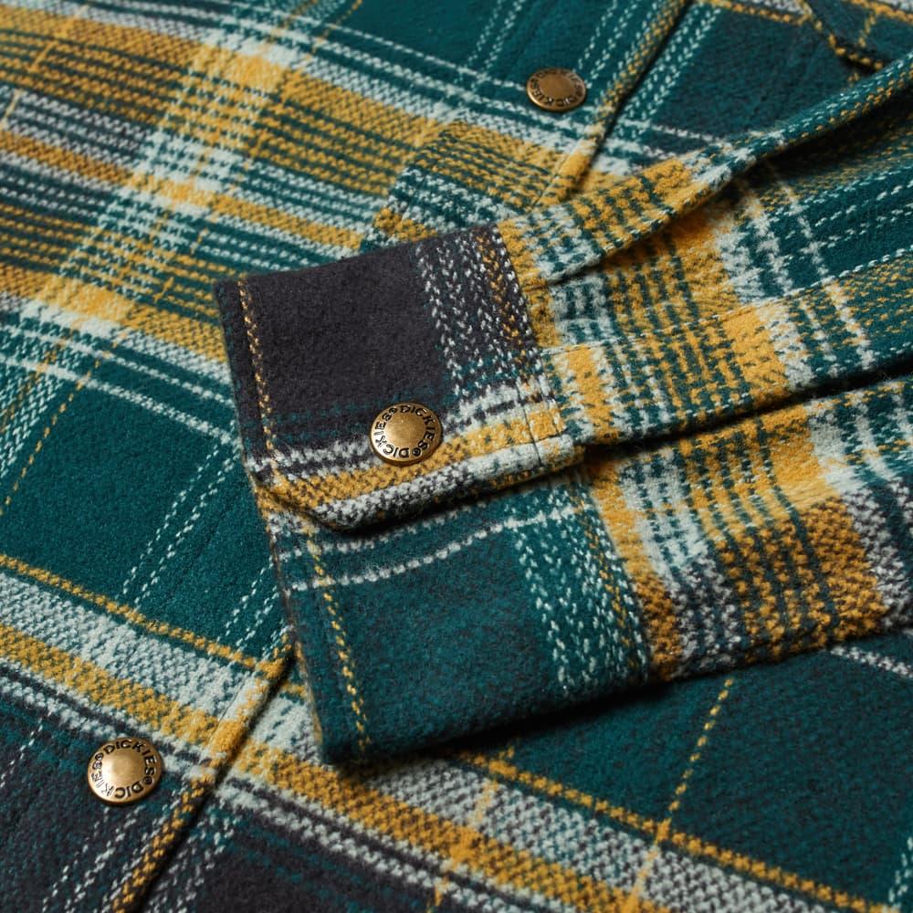 Dickies Nimmons Check Shirt - Ponderosa Pine