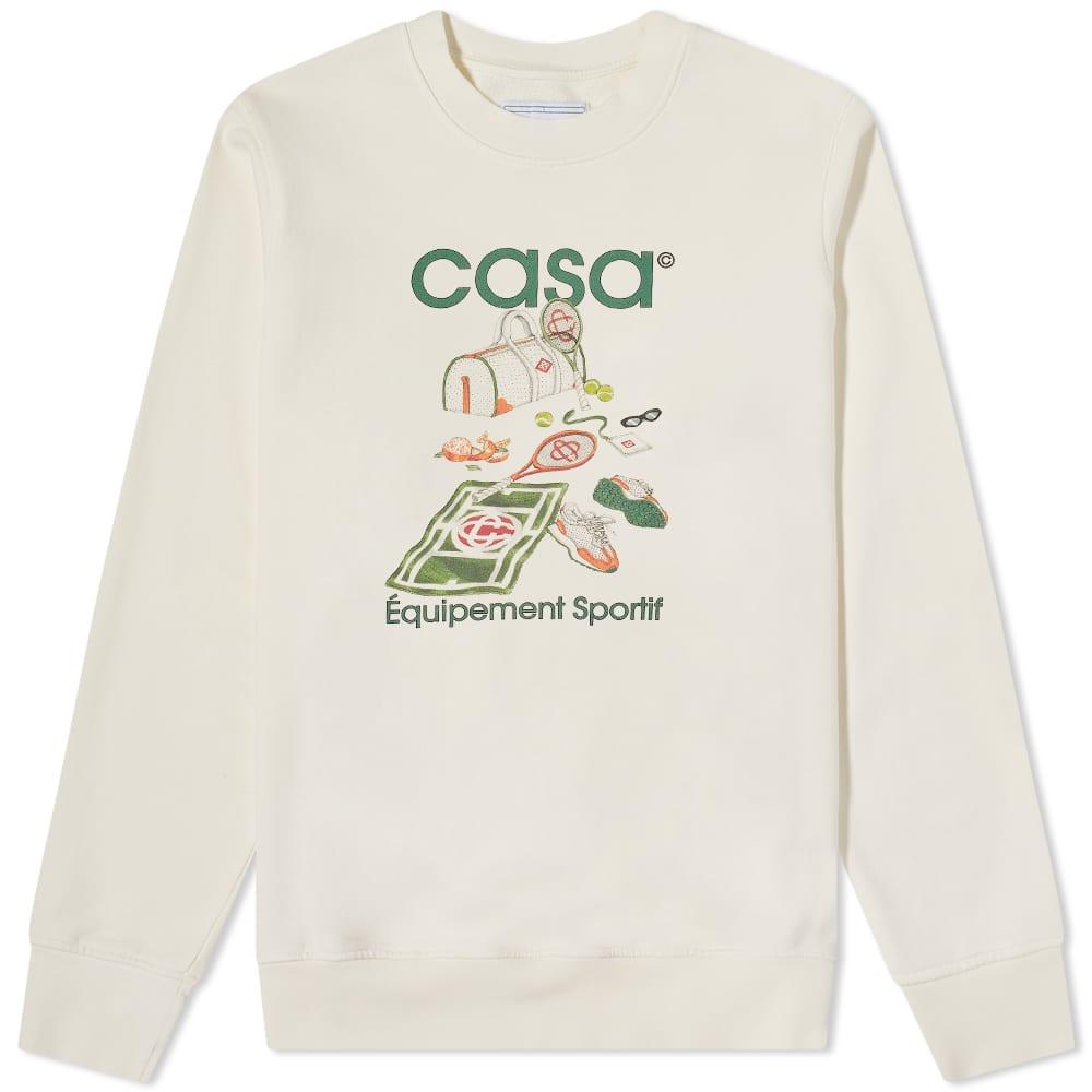 Casablanca Equipment Sweat - Equipment Print