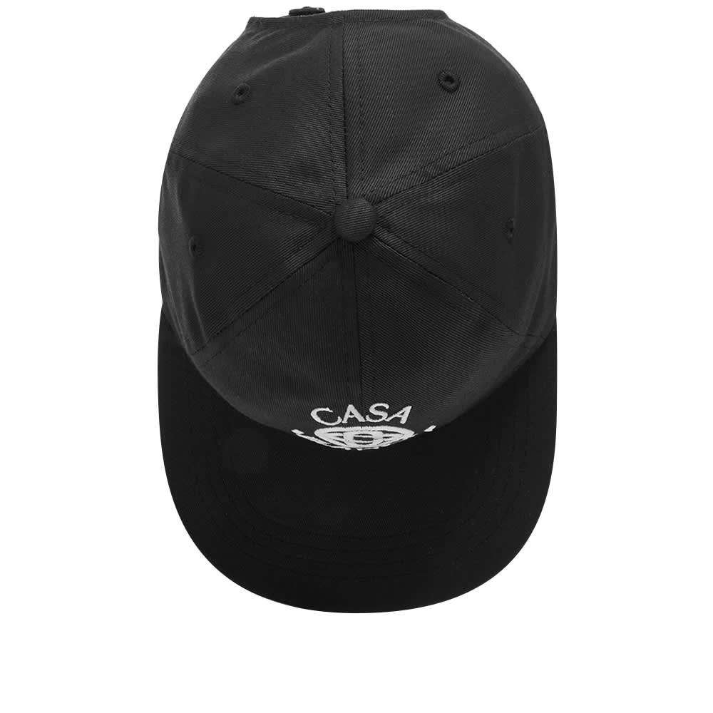 Casablanca Sport Twill Cap - Black