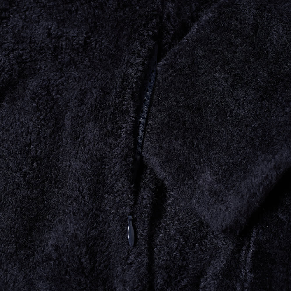 Needles Lewis Sherpa Jacket - Navy