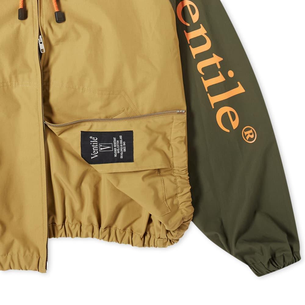 4SDESIGNS Ventile Hoody Sports Jacket - Multi