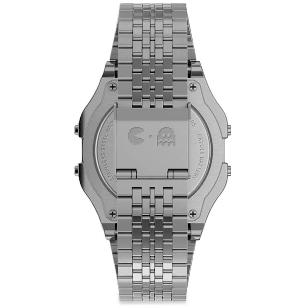 Timex x Pacman Timex 80 Digital Watch - Silver