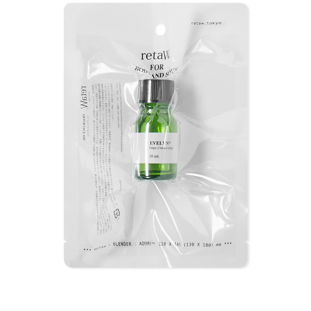 retaW Fragrance Oil - Evelyn*