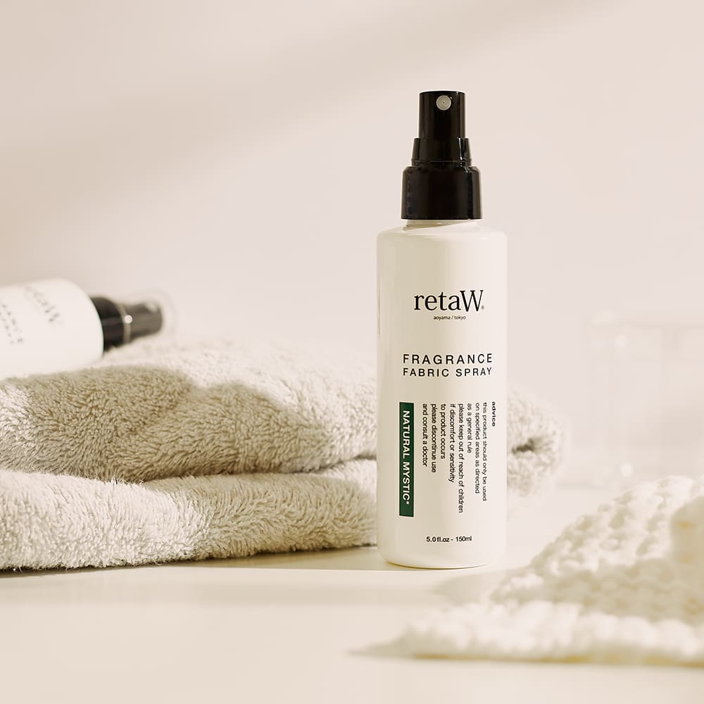 retaW Fragrance Spray for Fabric - Natural Mystic*
