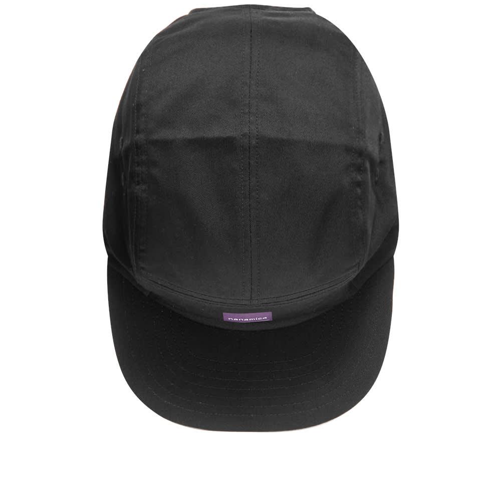 END. x Nanamica Cap - Black