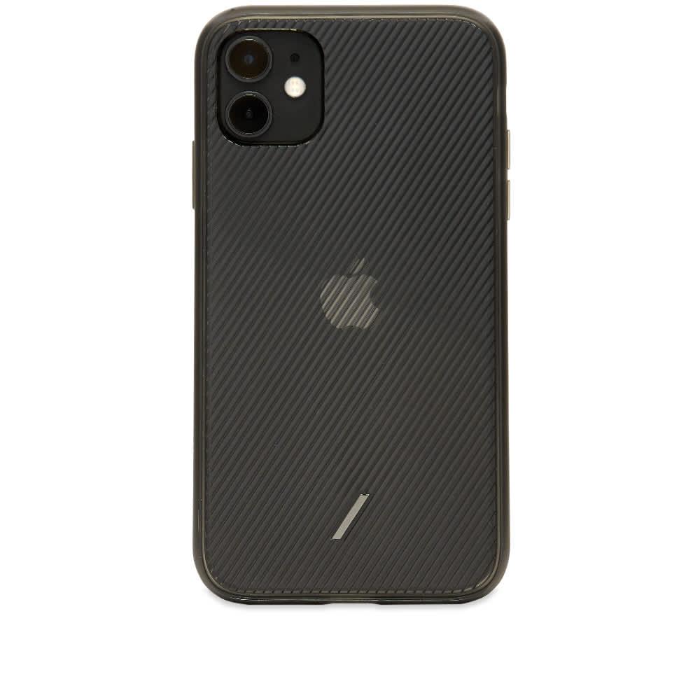 Native Union Clic View iPhone 11 Case - Smoke