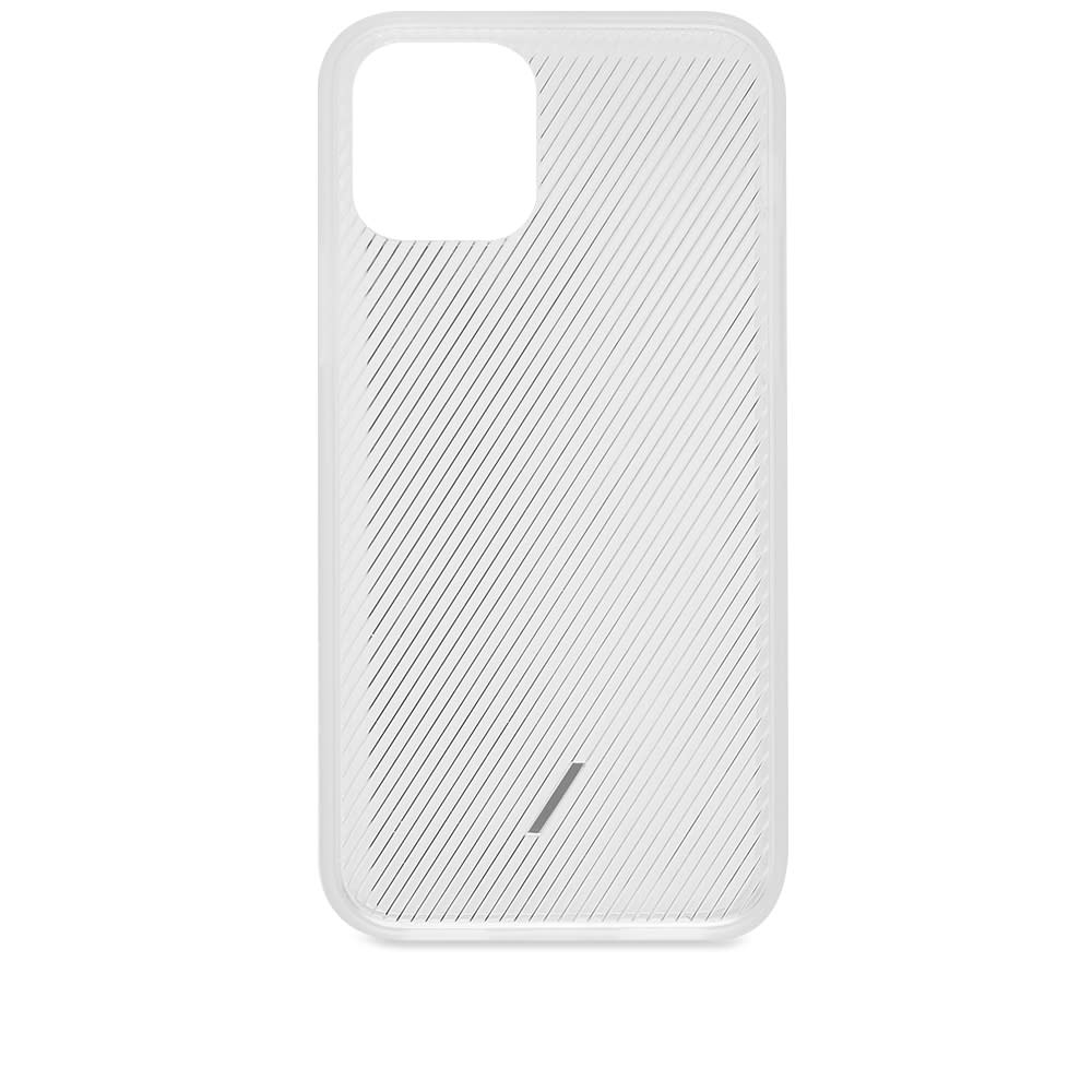 Native Union Clic View iPhone 11 Pro Case - Clear
