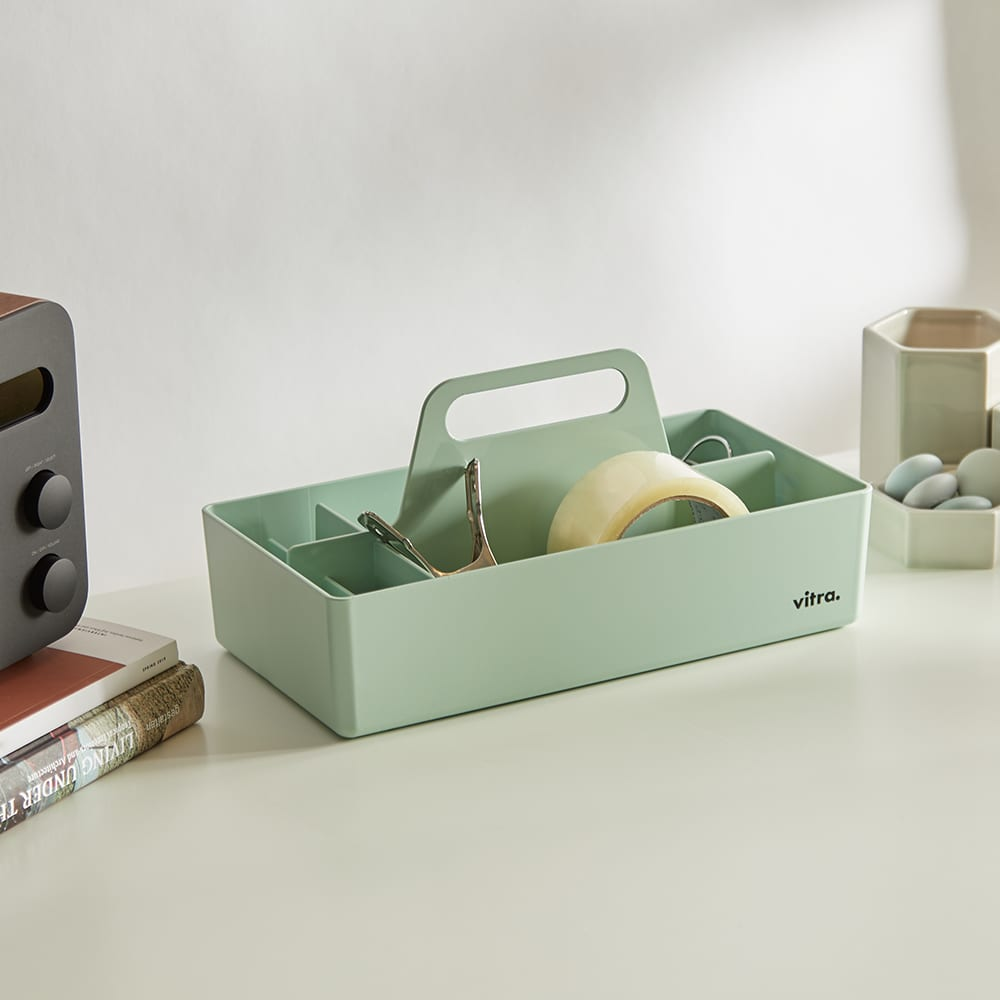 Vitra Toolbox - Arik Levy, 2010 - Mint Green