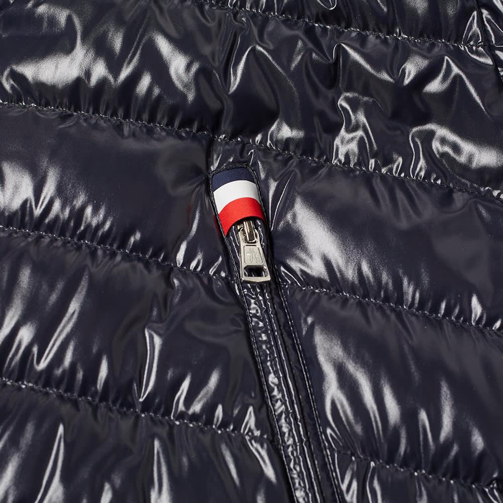 Moncler Blesle Hooded Down Jacket - Navy