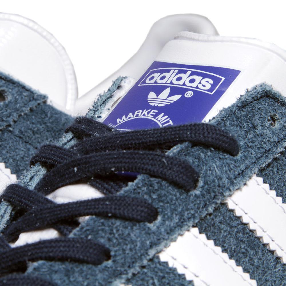 Adidas Gazelle OG  - Dark Petrol & Running White