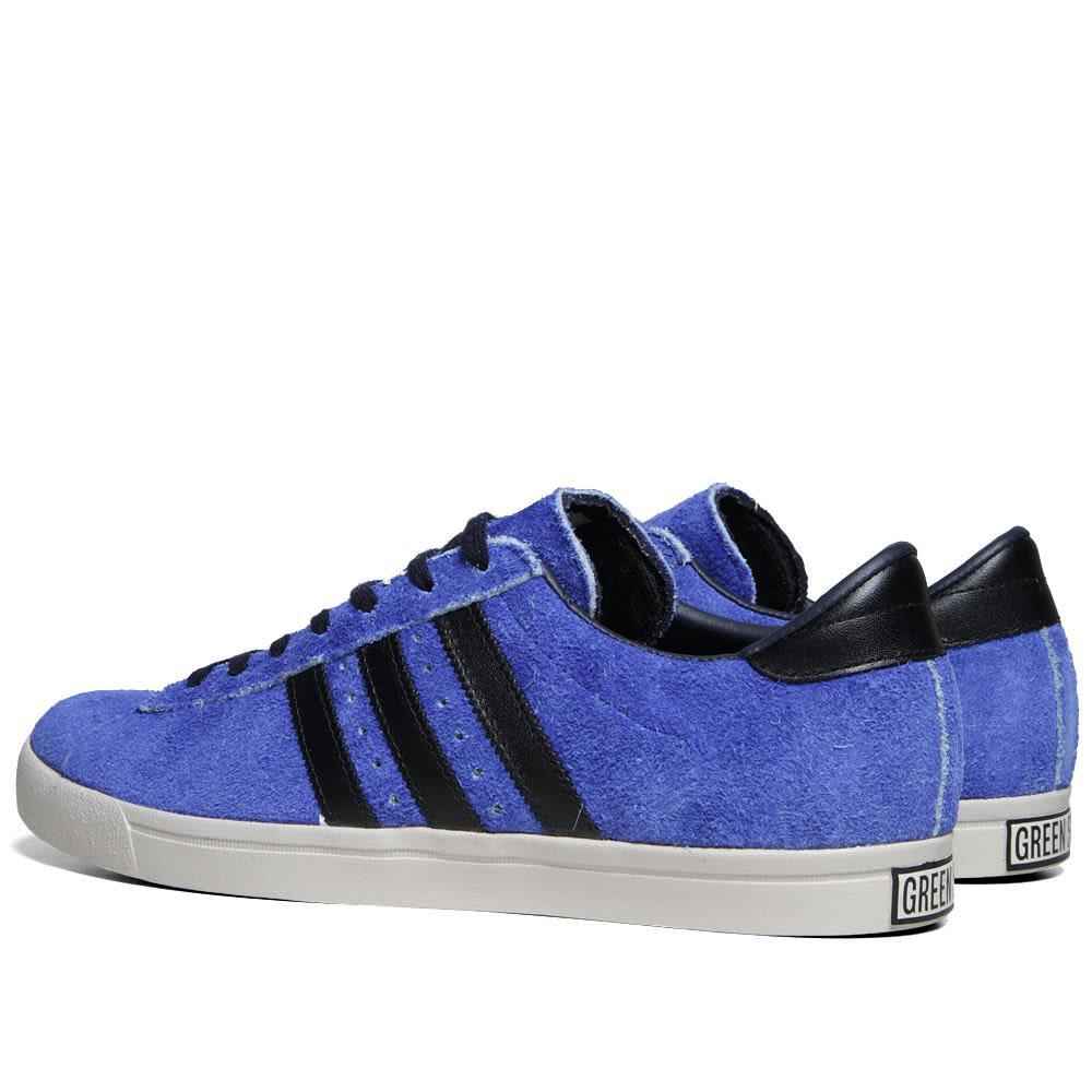 Adidas Greenstar - True Blue & Black
