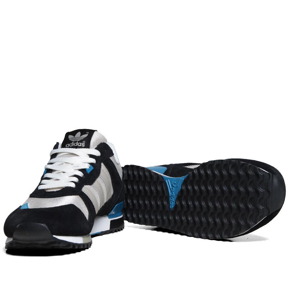 Adidas ZX 700 M - Black, Collegiate Silver & Bli