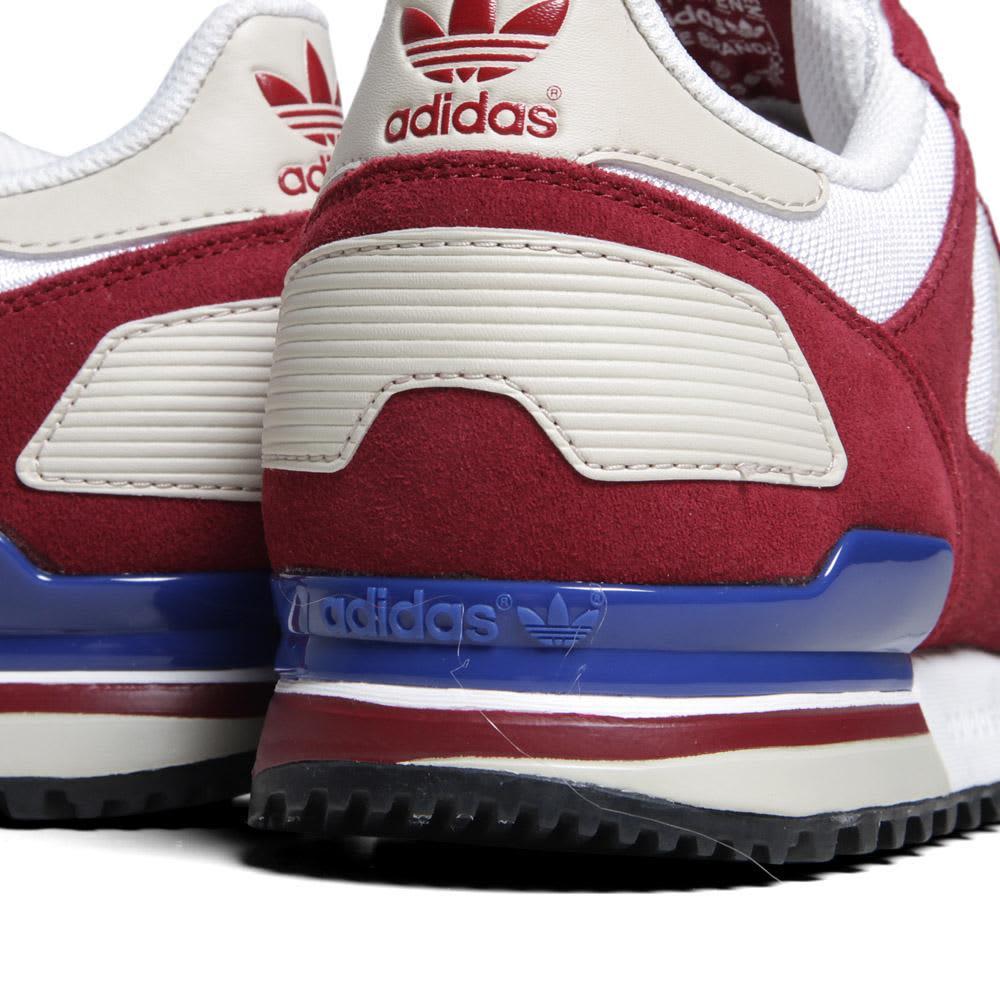 Adidas ZX 700 M - Cardinal, Bliss & Running Whit