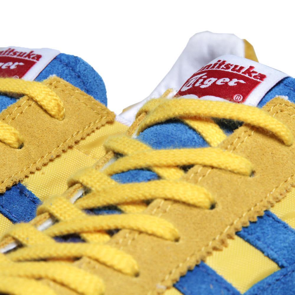 Onitsuka Tiger Corsair Vintage - Yellow & Blue