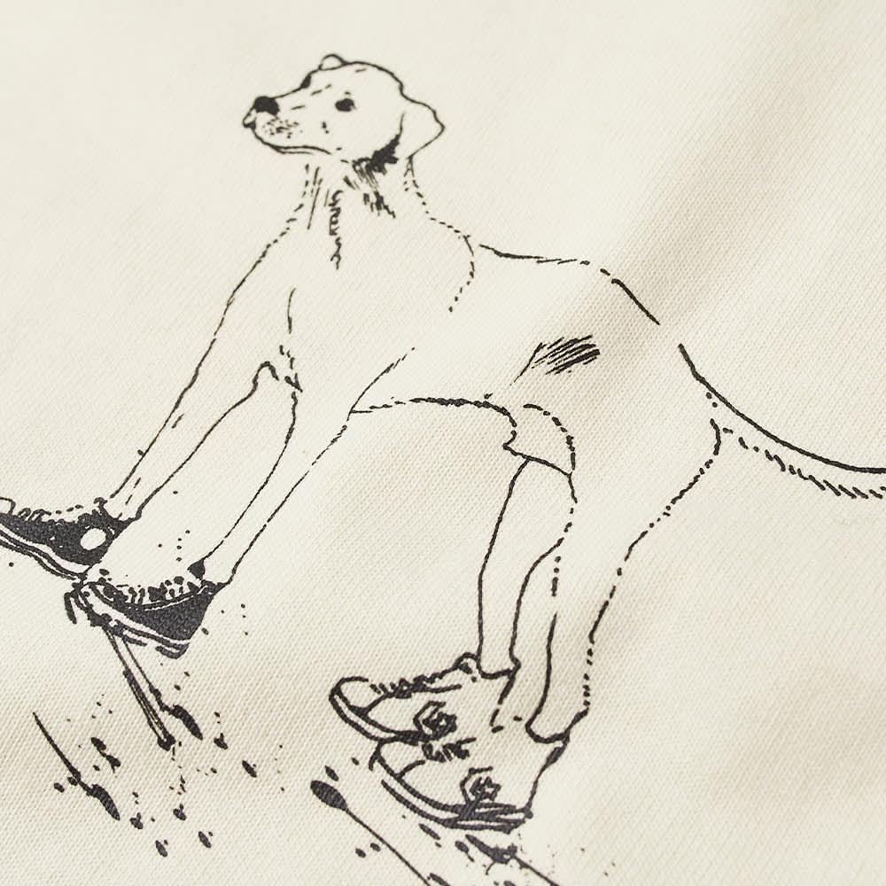 Converse x Bandulu Dog Tee - White