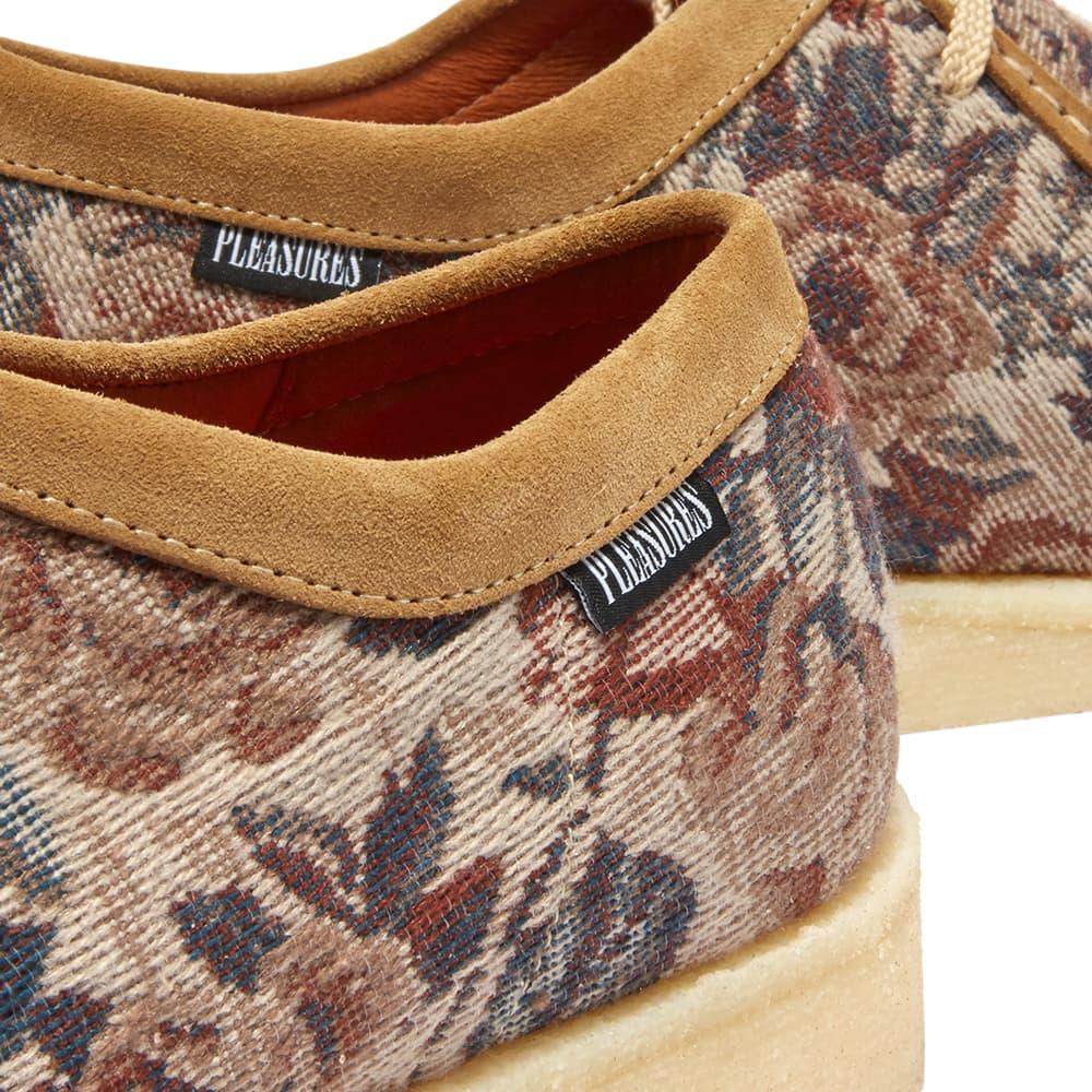 Padmore & Barnes x Pleasures P204 The Original Shoe - Floral