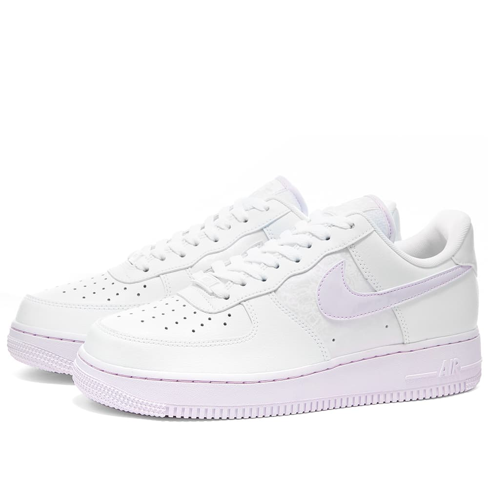 air force 1 barely grape