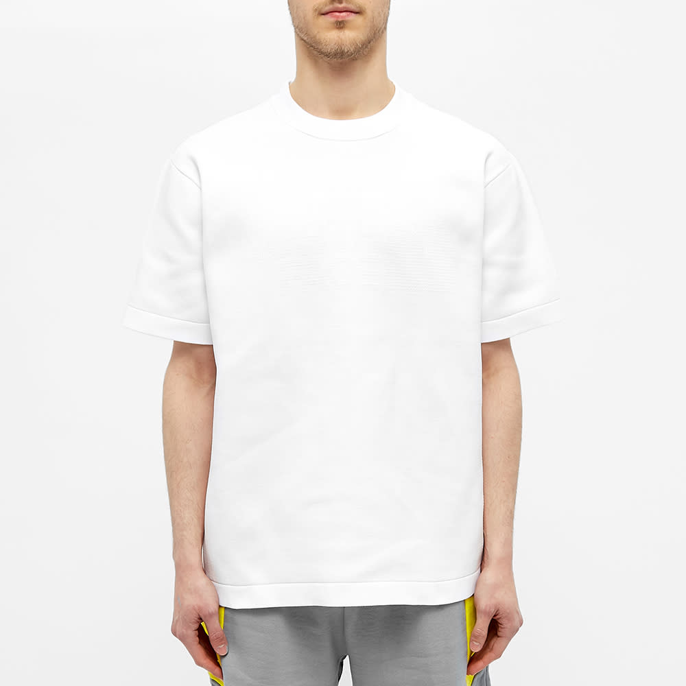 The North Face Black Series Engineered Knit Tee - TNF White
