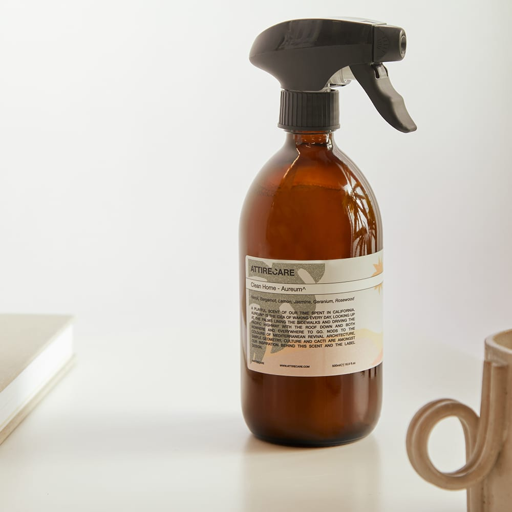 Attirecare Clean Home Spray - Aureum^ - 500ml