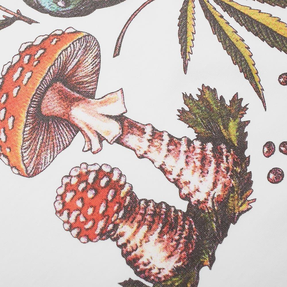 IDEA Hallucinogenic Plants Tee - White