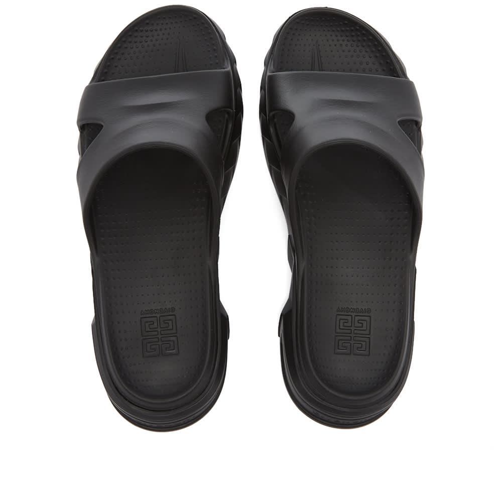 Givenchy Marshmallow Slide Sandal - Black