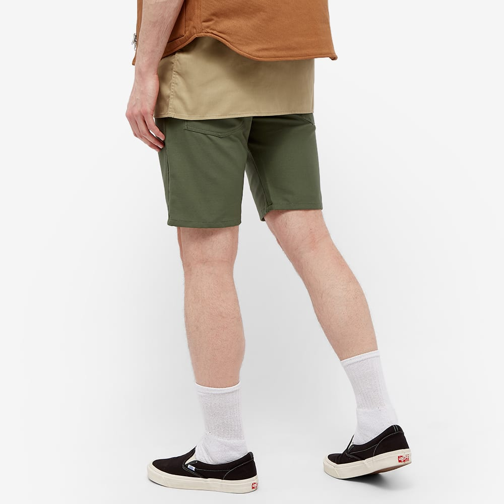 Stan Ray Fatigue Short - Olive Sateen