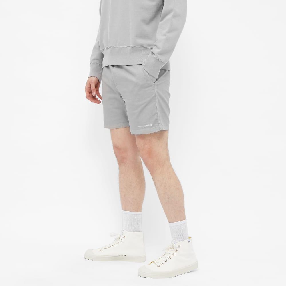 NN07 Gregor Drawstring Short - Grey