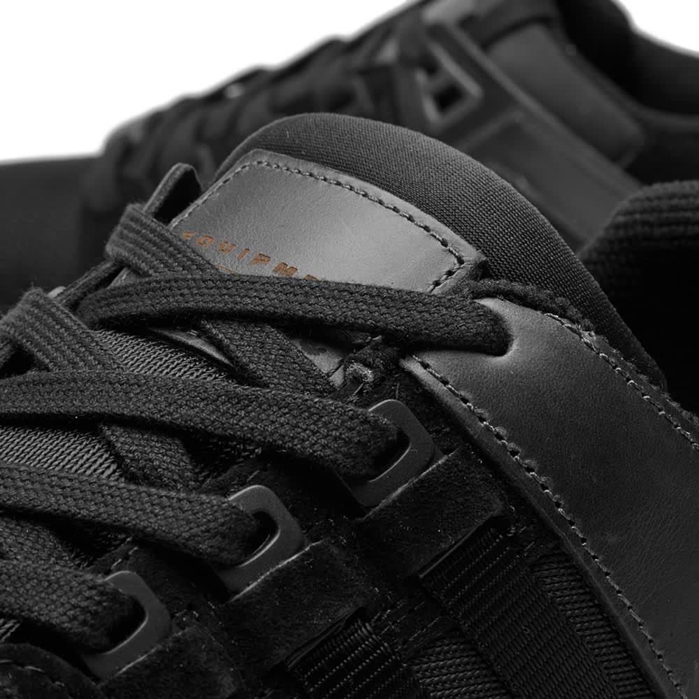 Adidas EQT Support Ultra - Core Black & White