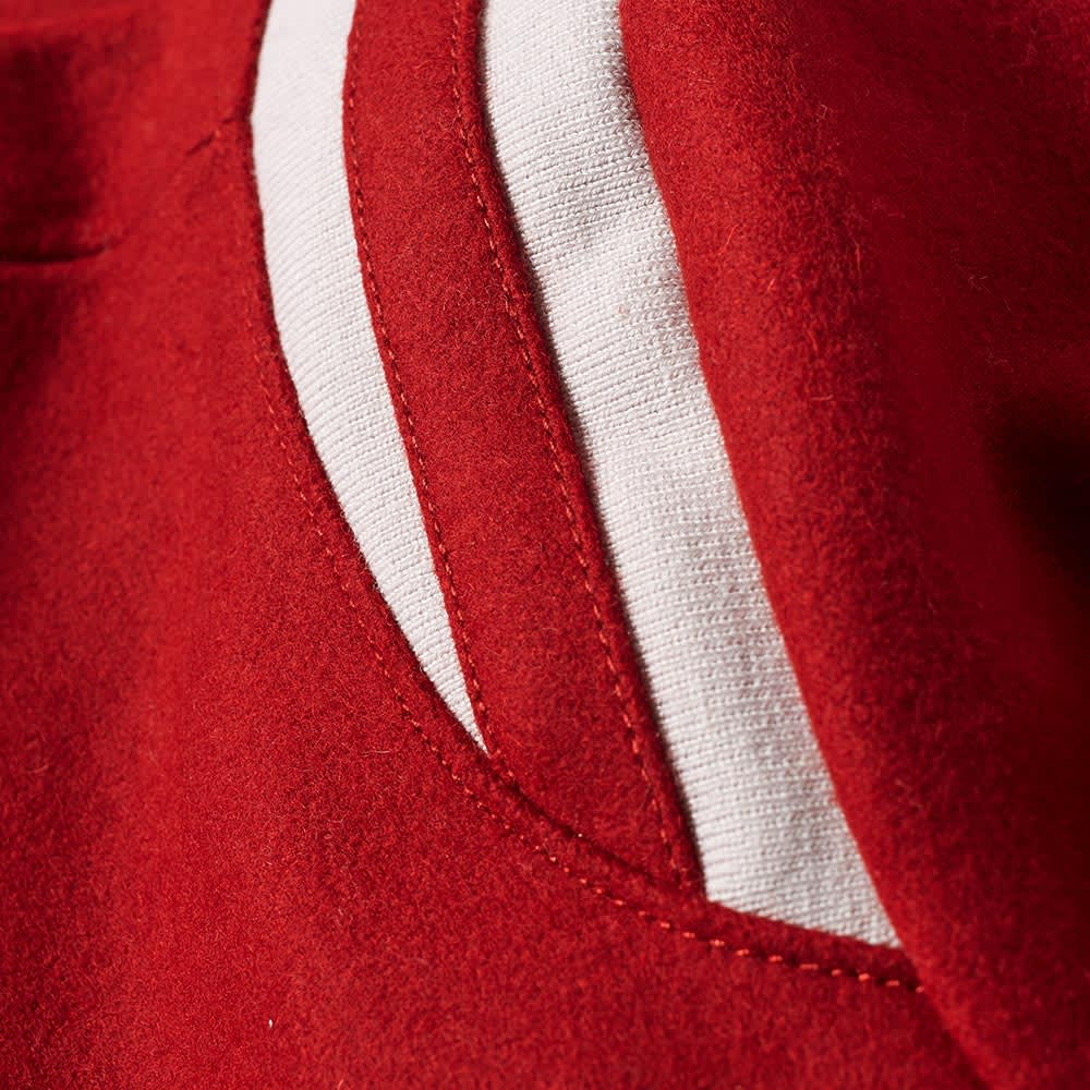 Lanvin Lobster Varsity Jacket - Red