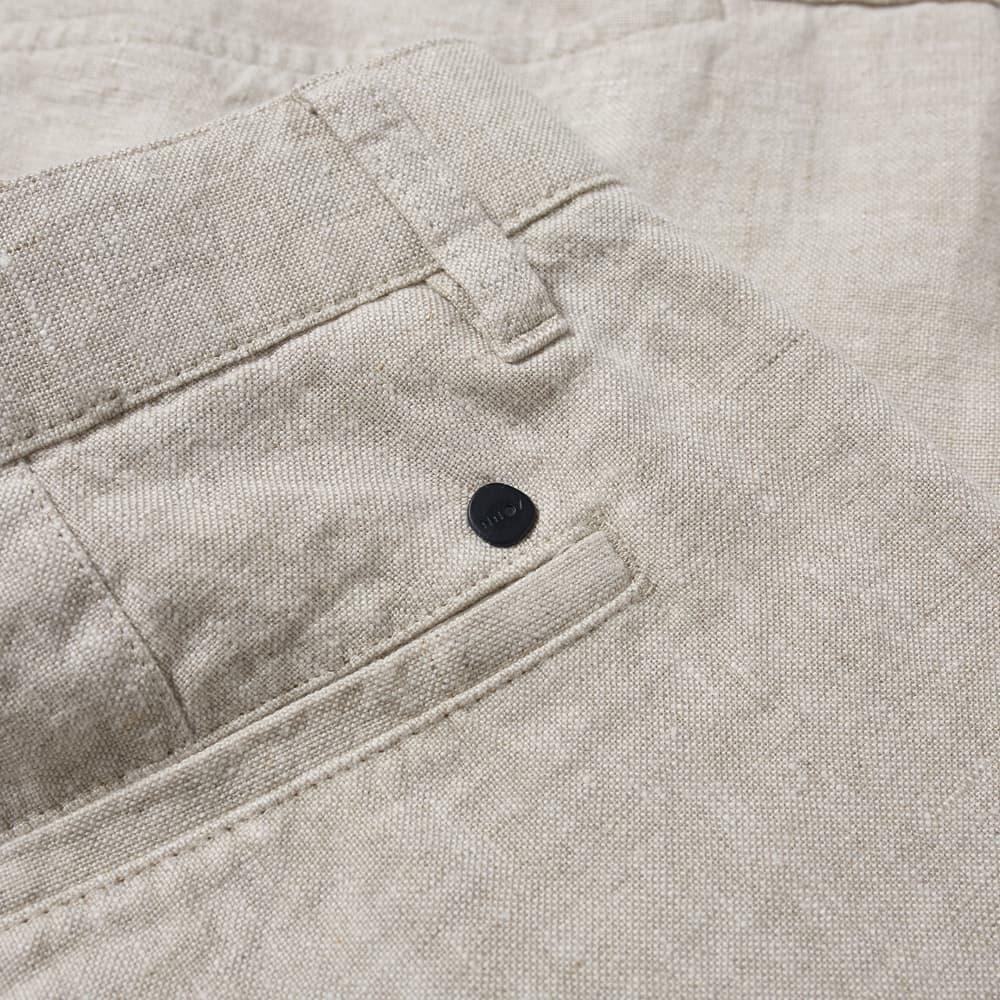 NN07 Crown Linen Short - Oat