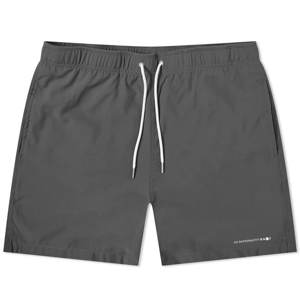 NN07 Jules Short - Dark Grey
