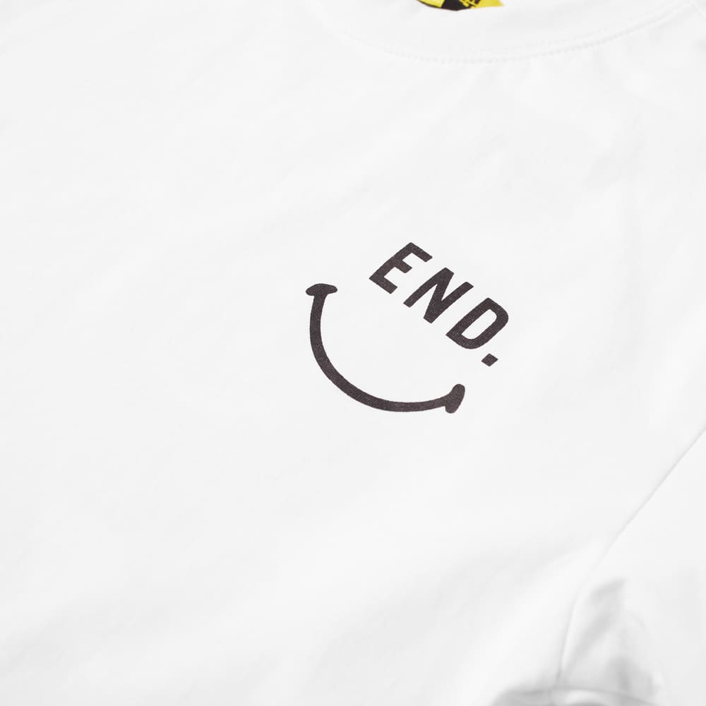 END. x Chinatown Market Work Together Tee - White