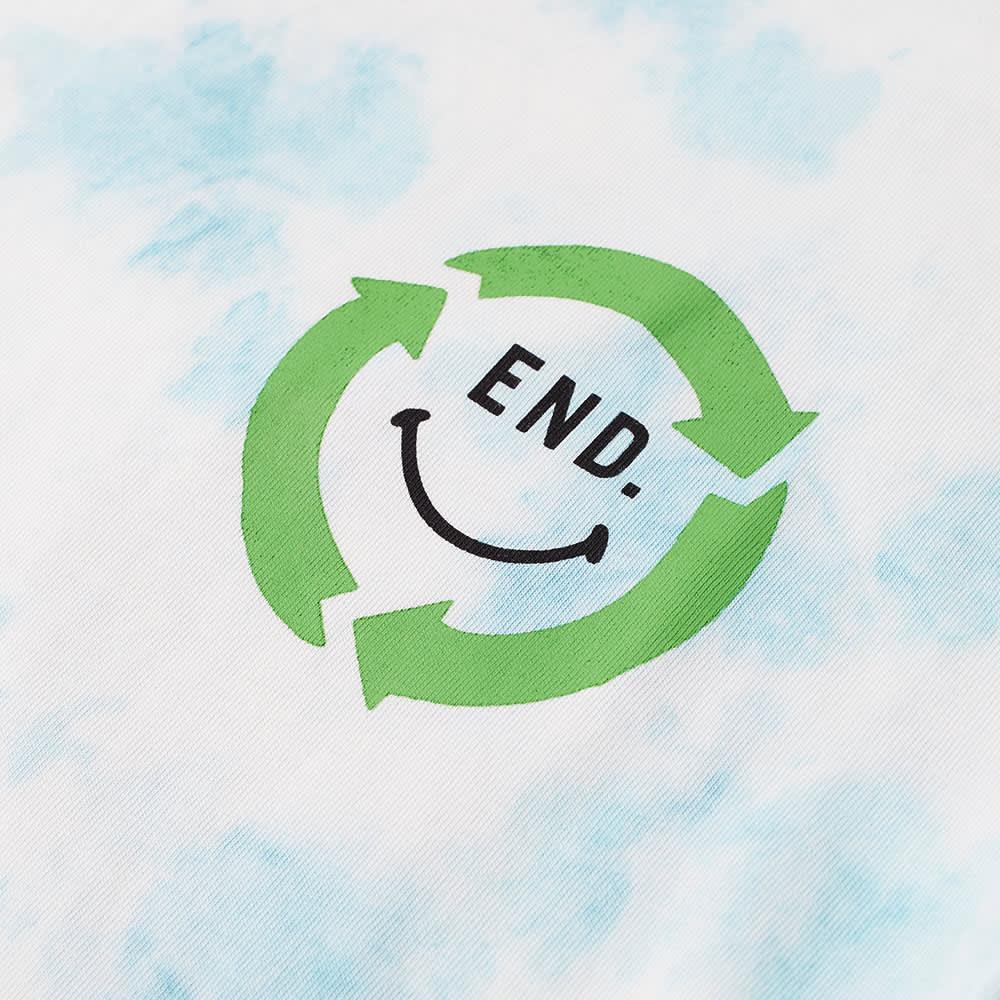END. x Chinatown Market Waste Management Tee - White
