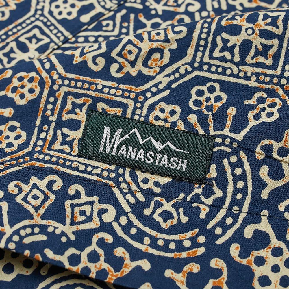 Manastash Jaipur Shirt - Navy