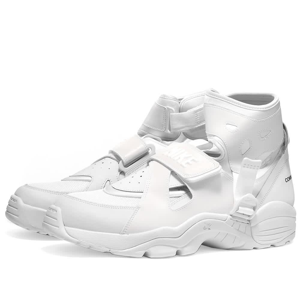 Comme des Garçons x Nike Carnivore - White
