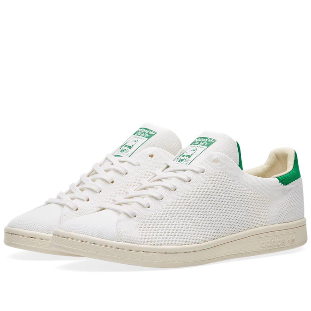 Adidas Stan Smith OG Primeknit Chalk