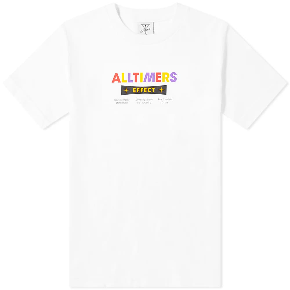 Alltimers Fimo Tee - White