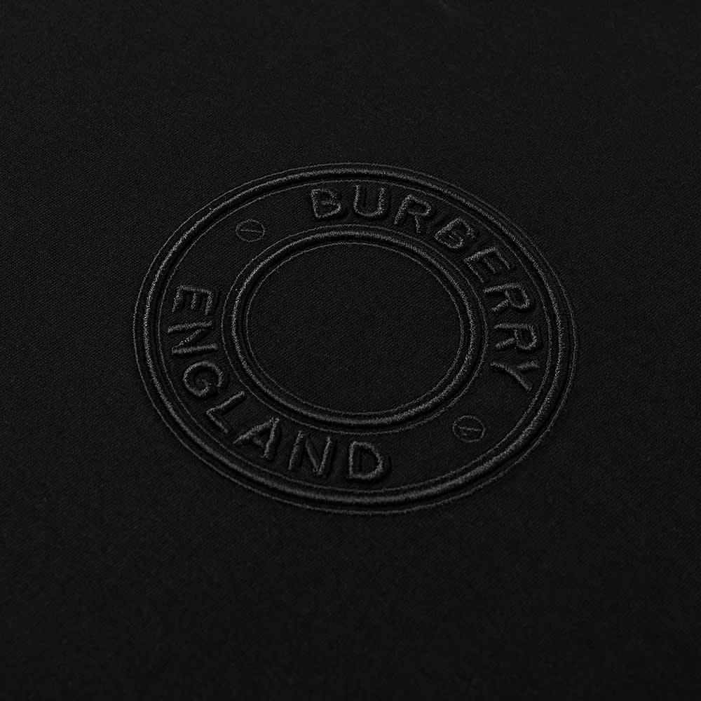 Burberry Ronin Circle Tee - Black