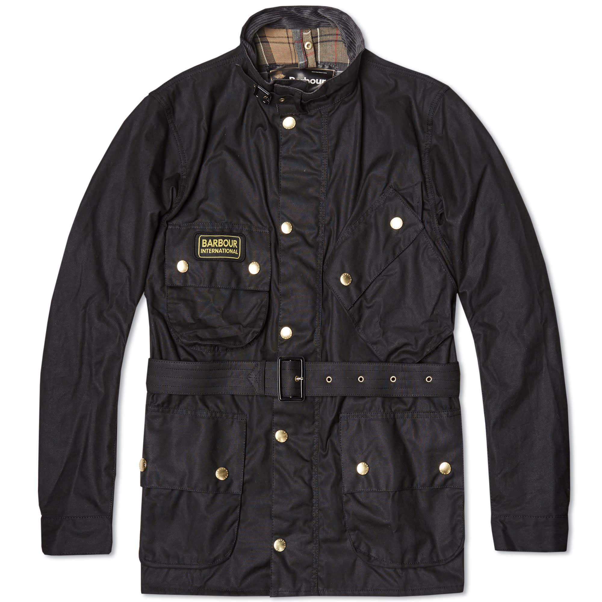 Barbour International Original Jacket - Black