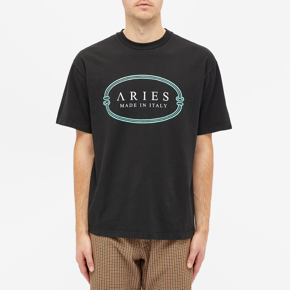 Aries MIIT Tee - Black
